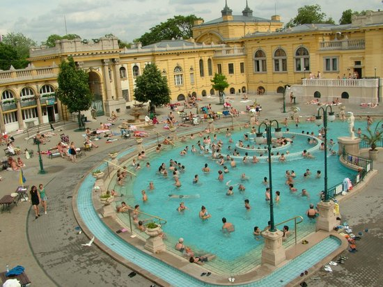 Széchenyi Baths and Pool (Budapest): Aggiornato 2018 - tutto ...