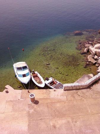 Hotel Timun Hvar : Boats
