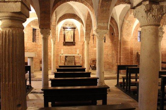 Spoleto, Italien: san gregorio maggiore