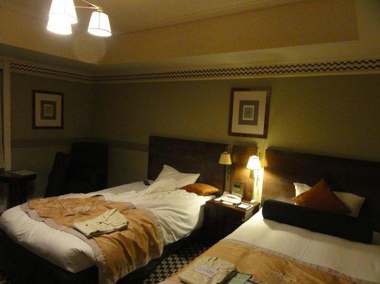 Hotel Monterey Edelhof Sapporo: ベッド