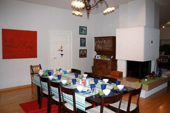 Guesthouse Bad Kilchberg: Breakfast