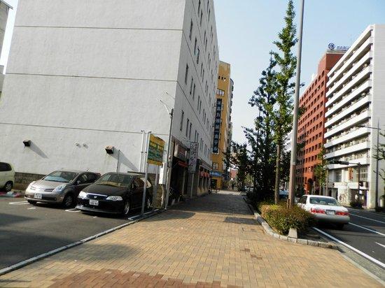 Kitakyushu Daiichi Hotel: ホテルの外観その2
