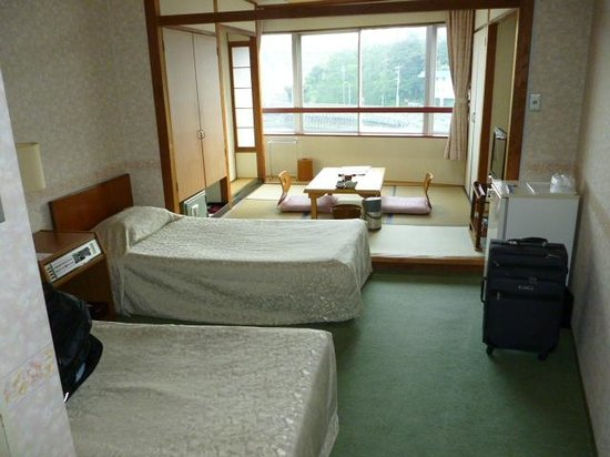 Hirado Kaijyo Hotel: 和洋室