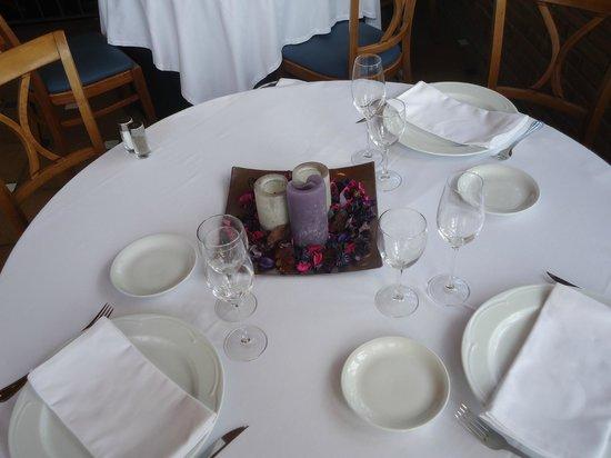 Els Arcs de Fenals : Restaurante para disfrutar una velada con tu pareja en un ámbiente agradable y romántico