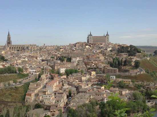 Madrid Day Tours: Vista de Toledo