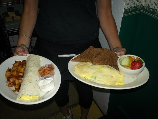 Donna Jean's Diner : YUM!