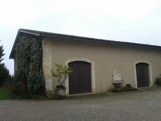 Chateau Bone: bâtiment 2