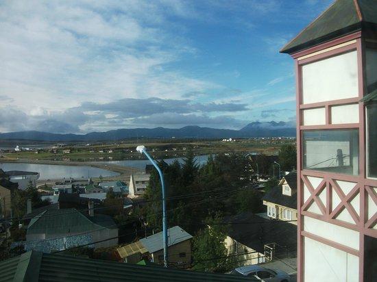 Hosteria Patagonia Jarke: Vista do Hotel