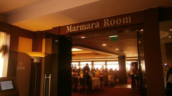 BEST WESTERN PLUS The President Hotel: Marmara Room