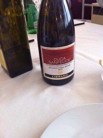 La Gatta : Vino di grande qualità.