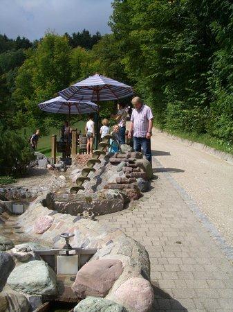 Märchenpark Marquarstein: Wasserspielplatz