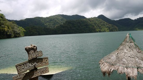 Twin Lakes of Balinsasayao & Danao: lake