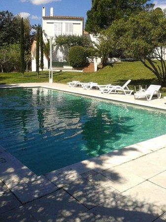 Hotel Misty: la piscine
