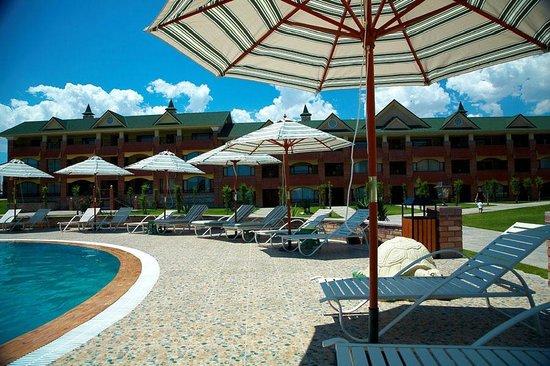 MoreLux Hotel: Pool