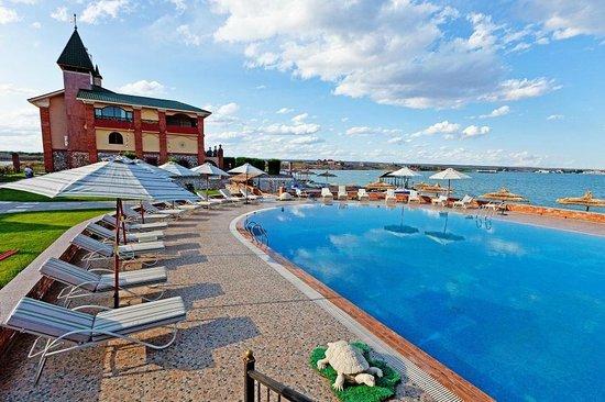 Kapchagay, Kasachstan: Pool