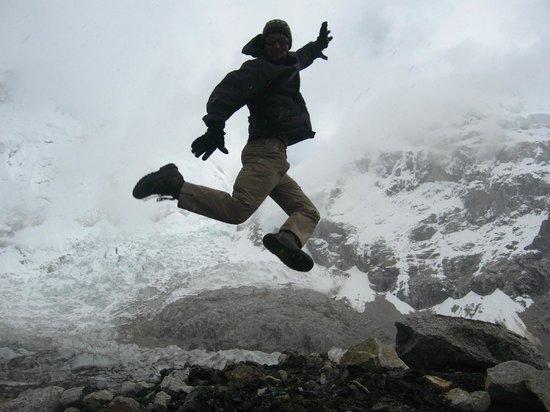 Higher Limits Trek - Day Tours: One of the Happy Trekker Tom