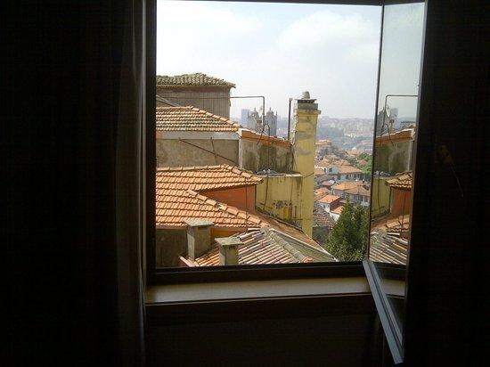 Mercure Porto Centro Hotel: vue d'en face