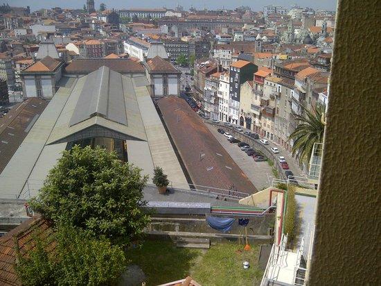 Mercure Porto Centro Hotel: vue gare sao bento