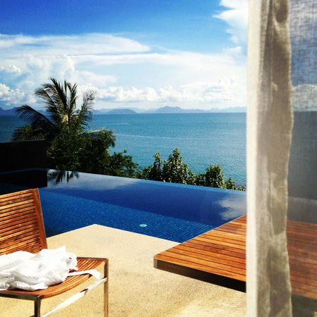 Conrad Koh Samui Resort & Spa: Villa 116