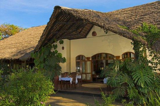 Moivaro Lodge: The lodge