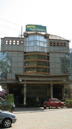 Hotel Royale Residency: Hotel