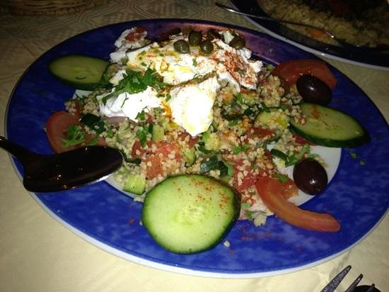 Skala Restaurant: pilgouri