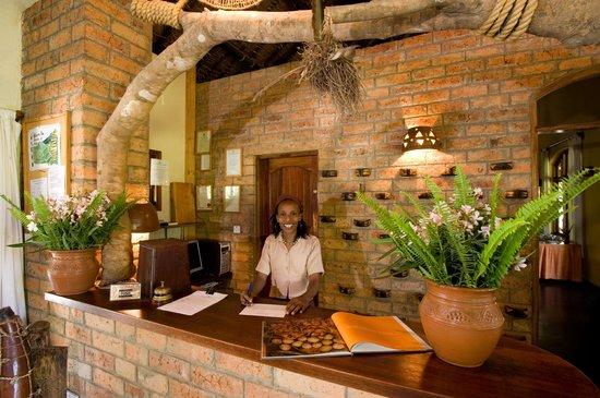 Moivaro Lodge: Reception