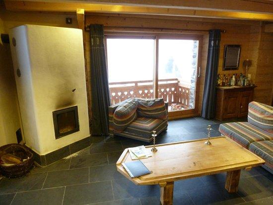 Chalet Sterwen : Lounge
