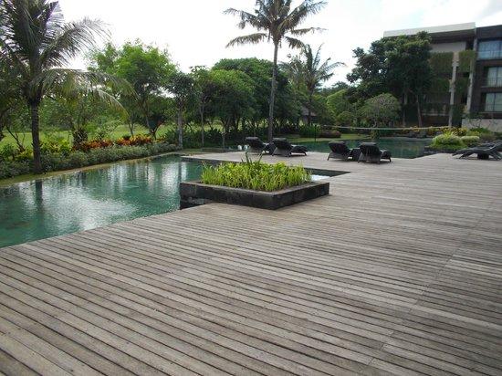 Le Grande Bali: プール
