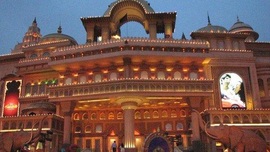 Gurugram (Gurgaon), India: Kingdom of Dreams