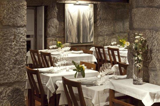 Paredes, Portugal: Sala De Jantar