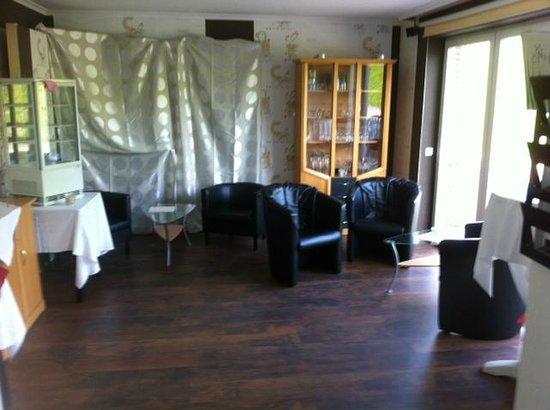 Hotel Arche Noah: Lounge