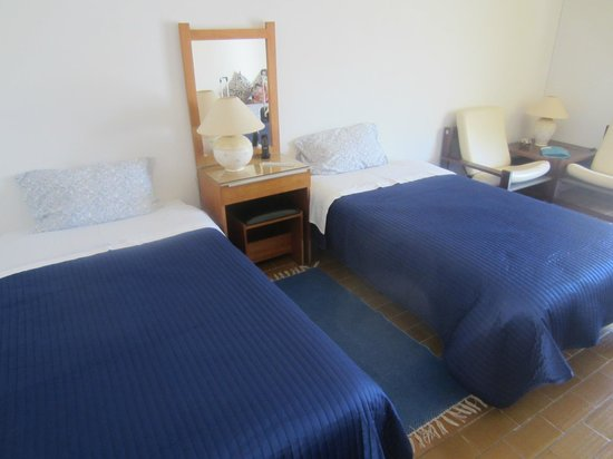 Sollagos Apartamentos Turisticos: Beds at Sollagos