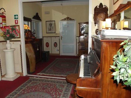 Hotel Casa Lea: alle camere