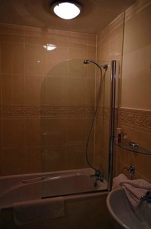 The Orchid Hotel: The shower