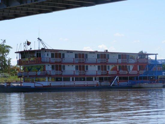 Manatee Amazon Explorer : Returning to the Manatee