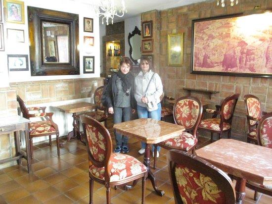 Hotel San Gabriel: Dining room
