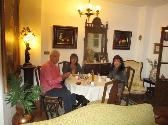 Hotel San Gabriel: Breakfast