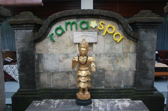 Rama Beach Resort and Villas: rama spa