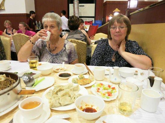 Tang GeWu He JiaoZi Yan: terrible dumplings
