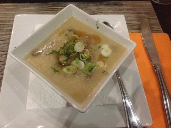 FIG: Soup we had.