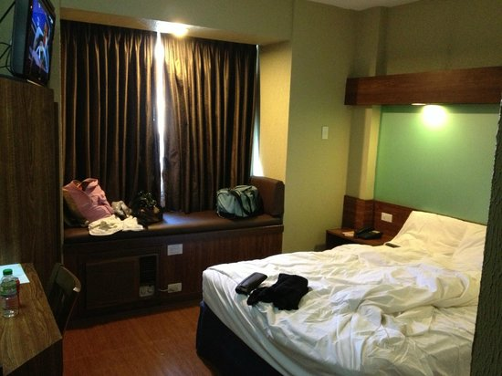 Microtel Inn & Suites by Wyndham Baguio: I just loved our room!