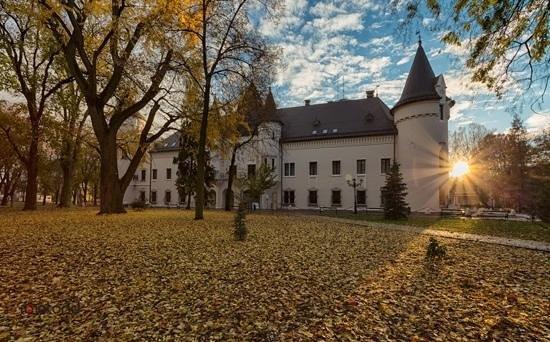 Satu Mare, Romania: Castel Karolyi