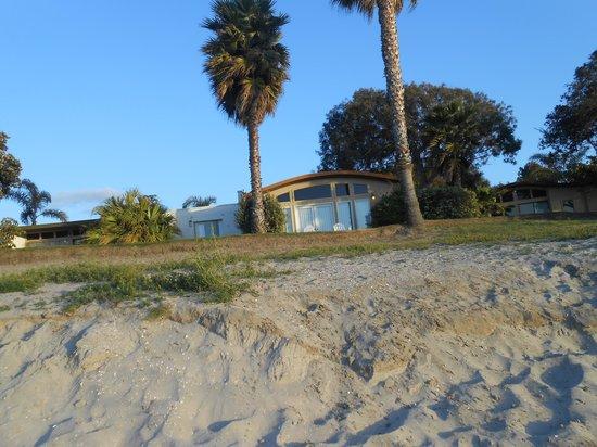 بارادايس بوينت ريزورت آند سبا: Bayside junior suite view from beach