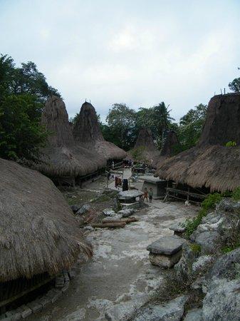 Sumba Nautil Resort: traditional village