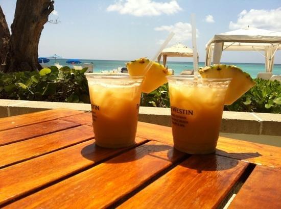 The Westin Grand Cayman Seven Mile Beach Resort & Spa: Add a caption