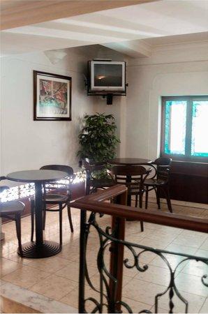 Hotel Residencial Caravela: Bar / Sala de estar