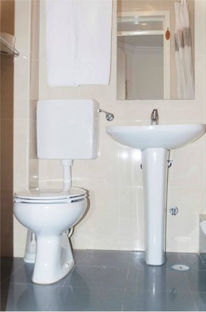 Hotel Residencial Caravela : Casa de banho