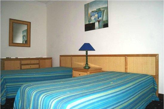 Hotel Residencial Caravela: Quarto