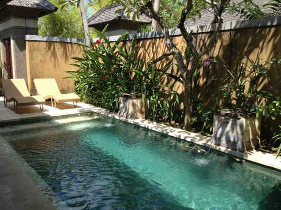 Grand Avenue Bali: private pool!